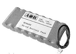 NiCd аккумулятор BP8600